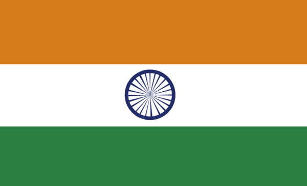 Indienflagge, Indien, Nationalfahnen