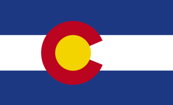 Coloradoflagge,USA, Nationalflaggen