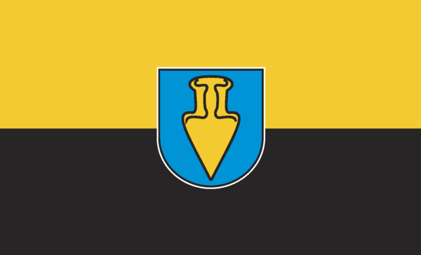 Adersbach Flagge Baden Württemberg